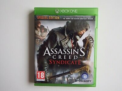 Assassins Creed Syndicate for Xbox One in MINT Condition