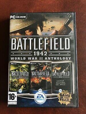 Battlefield : World War 2 Anthology (PC: Windows, )