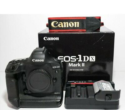 Canon EOS 1D X Mark II 20.2 MP DSLR Camera -  shutter