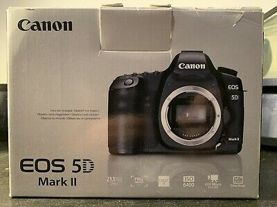 Canon EOS 5D Mark II DSLR and extras