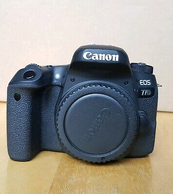 Canon EOS 77D DSLR Camera (Body) Low Shutter Count