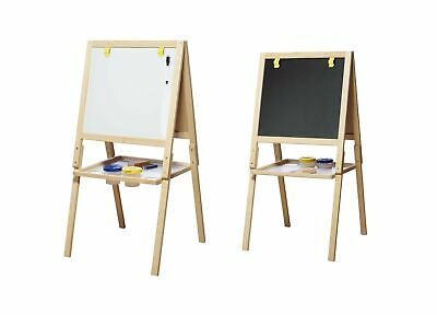 Casdon Wooden Easel With Accessories One Size.