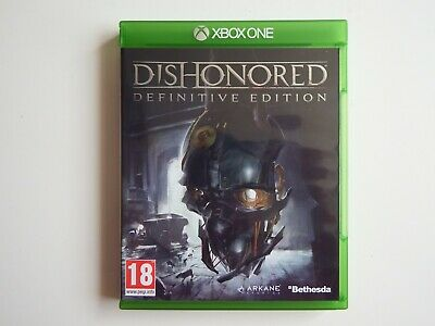 Dishonored: Definitive Edition for Xbox One in MINT