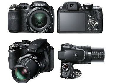 Fuji SMP 30x Zoom Digital Bridge Camera Fujifilm