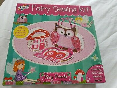 Galt Toys Fairy Sewing Kit - Brand New
