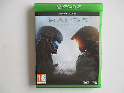 HALO 5: Guardians for XBox ONE in MINT Condition