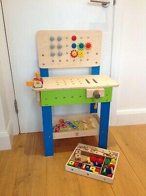 Hape Kids Wooden workbench