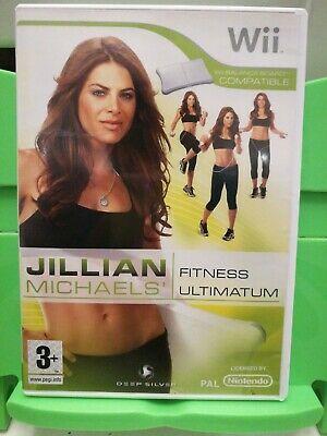 Jillian Michaels' Fitness Ultimatum  (Wii) PEGI 3+