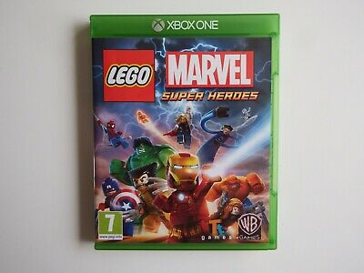 LEGO Marvel: Super Heroes for Xbox One in MINT Condition