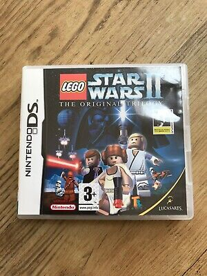 LEGO Star Wars II: The Original Trilogy (Microsoft Xbox 360,