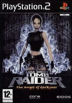 Lara Croft Tomb Raider: The Angel of Darkness (PS2)