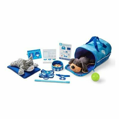 Melissa & Doug Pet Play Travel Play Set Tote & Tour - 15