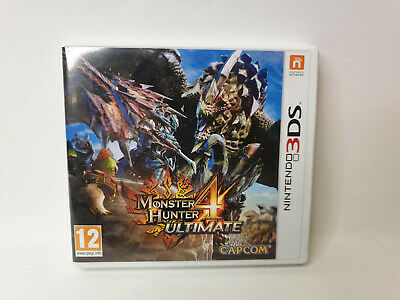Monster Hunter 4 Ultimate for Nintendo 3DS and 2DS