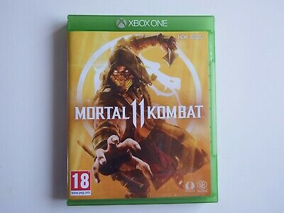 Mortal Kombat 11 on Xbox One in MINT Condition (Unused 'Shao