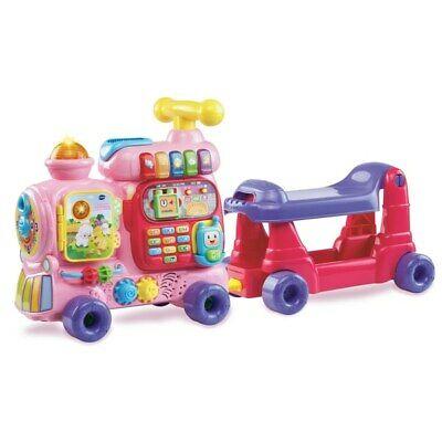 *NEW* VTech Push and Ride Alphabet Train Pink