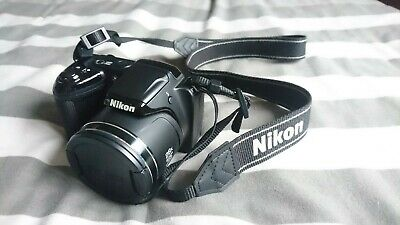 Nikon COOLPIX LMP Digital Camera, case, 16gb card.