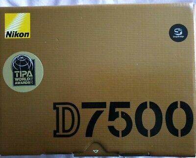 Nikon D Body Only Digital SLR Camera - Black