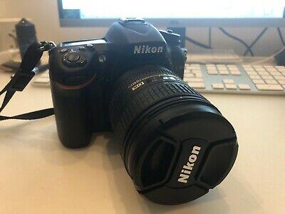 Nikon D DMP Digital SLR Camera with mm 3.5