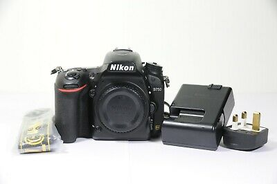 Nikon D750 DSLR 24.3mp Camera Body Only ***NEW SHUTTER BY