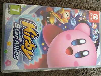 Nintendo  - Kirby Star Allies
