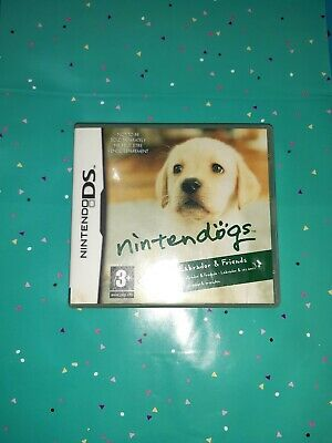 Nintendogs: Labrador & Friends (Nintendo DS, ) -