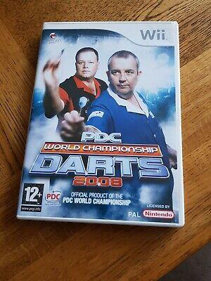 PDC World Championship Darts  (Wii) PEGI 3+ Sport: Darts