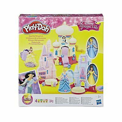 Play-Doh Disney Princess Sparkle Kingdom 1 Multicolour.