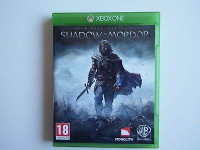 Shadow of Mordor on Xbox One in MINT Condition