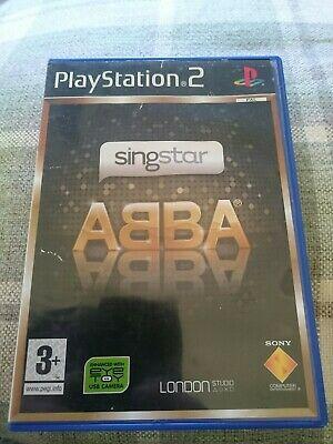 SingStar ABBA (Sony PlayStation ) - PAL