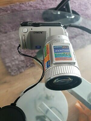 Sony DSC-F MP Digital Camera with 5x Optical Zoom. No