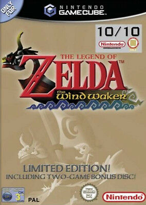 The Legend of Zelda: The Wind Waker -- Limited Edition