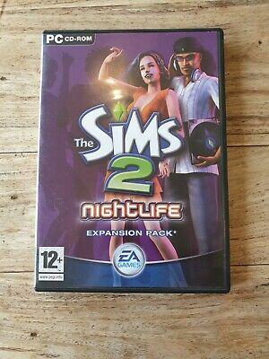 The Sims 2: Nightlife (PC: Windows, )