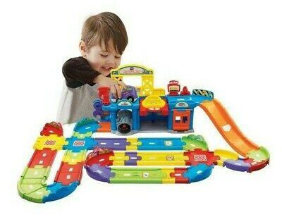 VTech Toot Toot Musical Kids Children Car Repair Centre