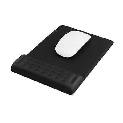 Ergonomic Padded Mouse Pad With Wrist Rest Memory Foam Soft