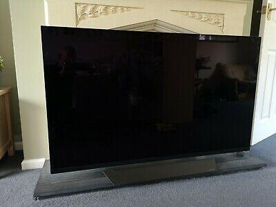 """LG OLED55E8PLA 55"""" Ultra HD 4K HDR Smart OLED AI TV"""