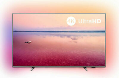 "PHILIPS Ambilight 55PUS"" Smart 4K Ultra HD HDR LED"