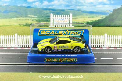 Scalextric C Ferrari F430 GT2 Krohn Racing. Brand new,
