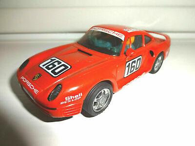 Scalextric C449 Porsche 959 GT Sportscar Slot Car - 1/32