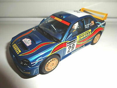 Scalextric Subaru Impreza WRC Pirelli No 29 C World