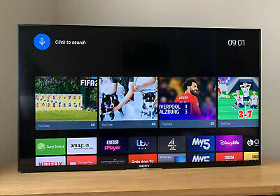 """Sony Bravia KDL-43W809C 43"""" LED Smart Android HD TV"""