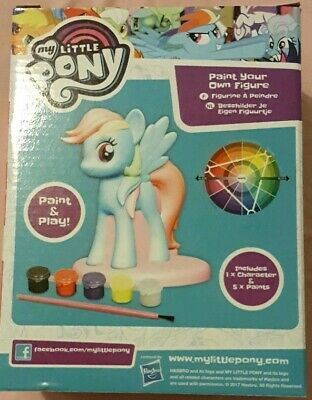 BNIB My Little Pony Paint Your Own Figure- Stocking filler
