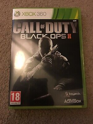 Call of Duty: Black Ops II (Microsoft Xbox ) - Very