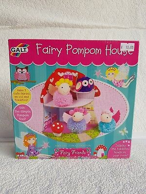 Galt Fairy Pom Pom House, BRAND NEW.