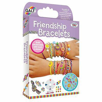Galt Toys Friendship Bracelets Toy Fun Children Colour Make