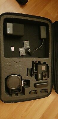 GoPro HERO7 Black 4K Action Camera + loads of extras