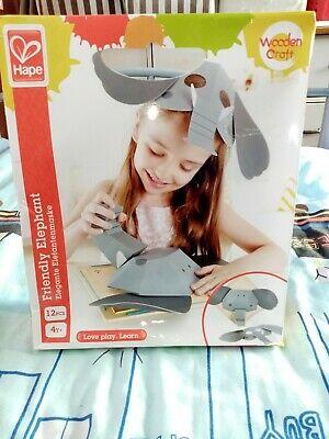 Hape Children Craft Set Elefantenmaske