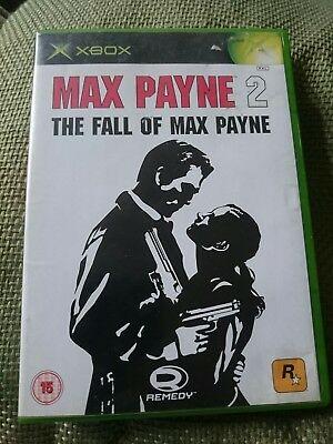 Max Payne 2: The Fall of Max Payne (Microsoft Xbox, )