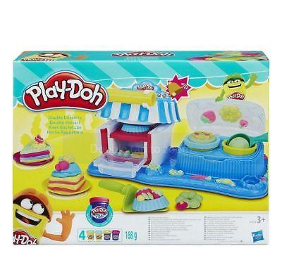 Play Doh Sweet Shoppe Shop Double Desserts Play Doh Set