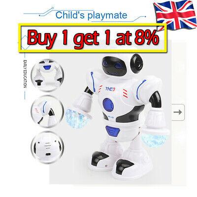 Toys Music Dancing Robot For Boys Kids