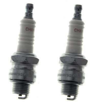 Champion 2 Pack of Genuine OEM (825S) Spark Plugs # J4C-2PK